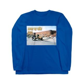 インド:アーグラ城砦 India: Agra Fort Long sleeve T-shirts