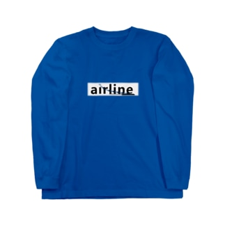 airline Long sleeve T-shirts