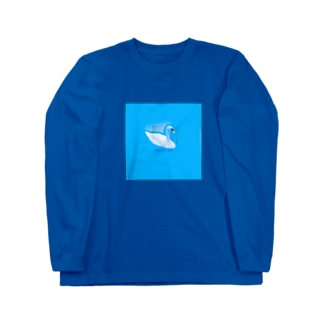 我想成为水母 Long sleeve T-shirts