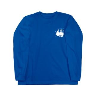 大人の銀鉄 Long sleeve T-shirts
