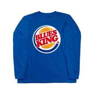BLUES KING Long sleeve T-shirts