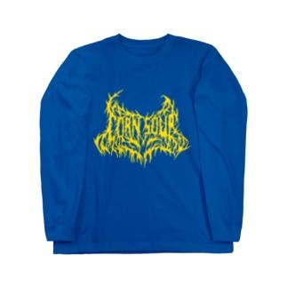 CORN SOUP (yellow) Long sleeve T-shirts