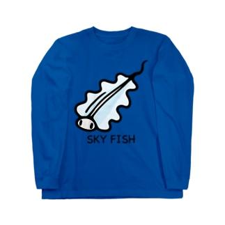【各20点限定】スカイフィッシュ Long sleeve T-shirts
