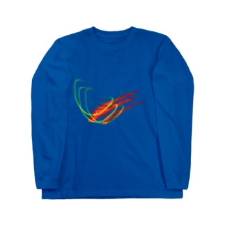 電蟲 Long sleeve T-shirts