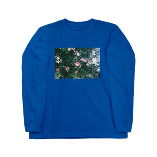 KST 深緑の誘われ Long sleeve T-shirts