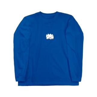 うぽのおう Long sleeve T-shirts