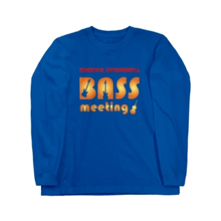 BASS MEETING 3 Long sleeve T-shirts