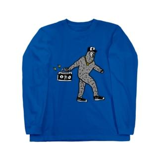 バック・トゥ・ザ・80s Long sleeve T-shirts