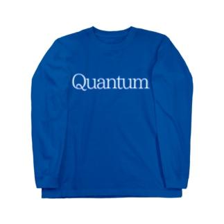 Quantum-201127 Long sleeve T-shirts
