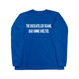 BarGimmeShelter.No.4 Long Sleeve T-Shirt