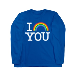 I NIJI YOU Long sleeve T-shirts