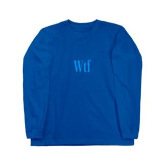 WTF Long sleeve T-shirts