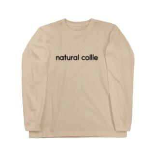 locanino ナチュラルコリー シンプルT Long Sleeve T-Shirt