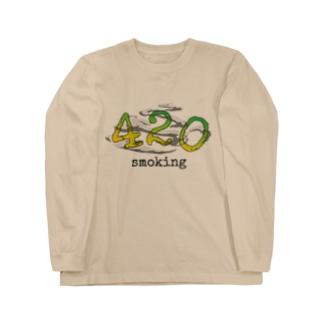 locanino 420 T Long Sleeve T-Shirt