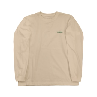 INGRID緑ロゴ Long Sleeve T-Shirt