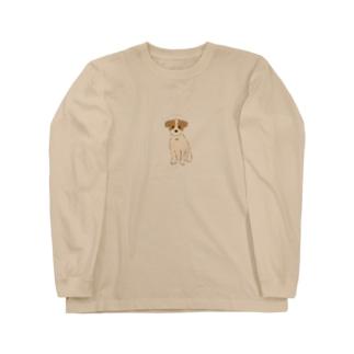 ジャックラッセルテリア Long Sleeve T-Shirt