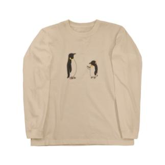 エンペラー&キングペンギン Long Sleeve T-Shirt