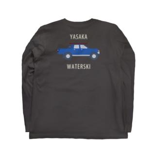 20周年記念グッズ -クルマ- Long sleeve T-shirts