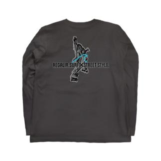 REGALIA surf×street Long sleeve T-shirts