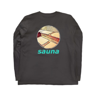 sauna Long sleeve T-shirts