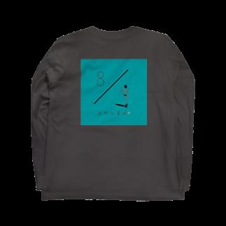 ・Takayama keigo |◀︎の8style Long sleeve T-shirts