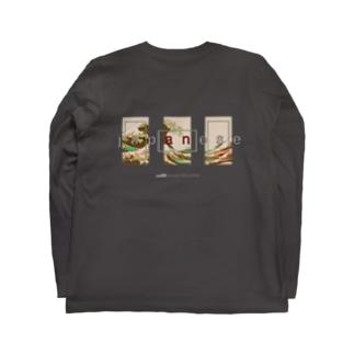 JAPANESE 日本人 Long sleeve T-shirts