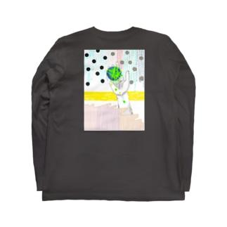 手足 Long sleeve T-shirts
