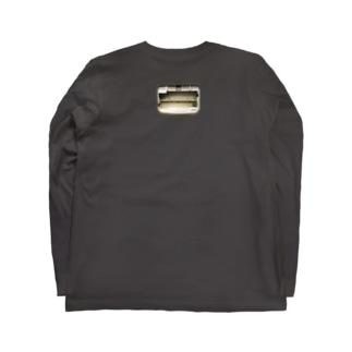 電池式 Long sleeve T-shirts