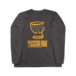 percussion junkie Long sleeve T-shirts