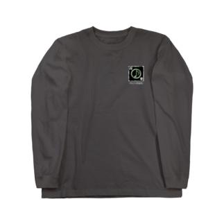 符楽城音蔵 Long sleeve T-shirts
