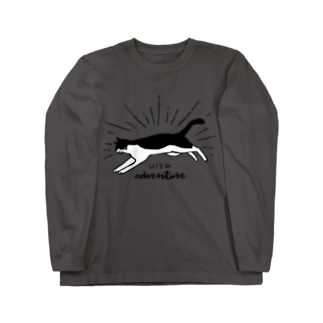 Let's go adventure Long sleeve T-shirts