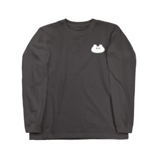 そばかすくまちゃん(顔枠なしバージョン) Long sleeve T-shirts