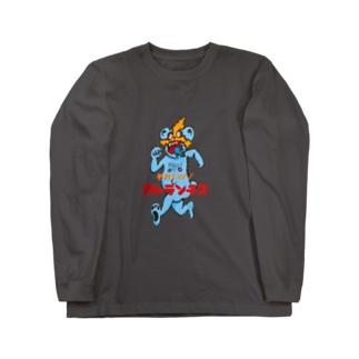 それいけकԑʖˋƕՇƖ ıན๑ㄟ˝क Long sleeve T-shirts