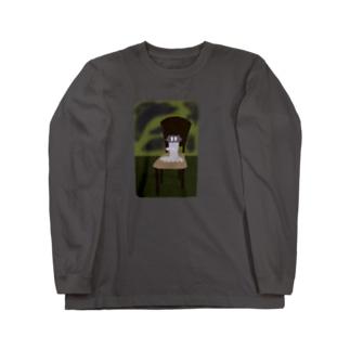 Goon Toons〜Alexander〜:Beksinski Ver. Long sleeve T-shirts