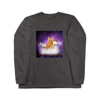 tinamagicalのanzoo Long sleeve T-shirts