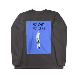 チャンミケ Long sleeve T-shirts