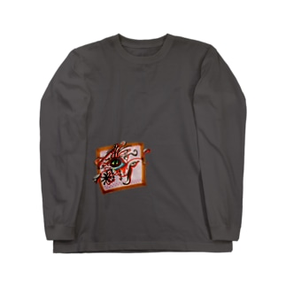 額眼 Long sleeve T-shirts
