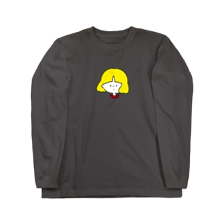 女の子A Long sleeve T-shirts