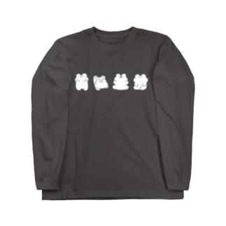 よくばり4けろセット Long Sleeve T-Shirt