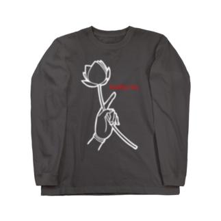 Lotus(復刻版) Long sleeve T-shirts