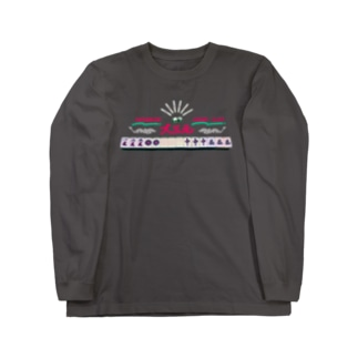 麻雀/大三元 Long sleeve T-shirts