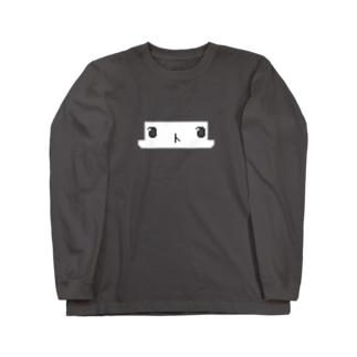 ドットルル Long sleeve T-shirts