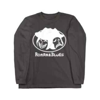 simple tow face Long sleeve T-shirts