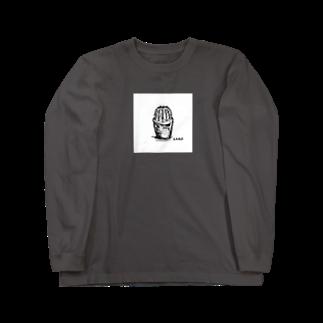 島崎清大_その日暮らしのS.A.B.O Long sleeve T-shirts