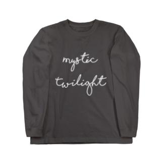 Balu_wijmarのmystic twilight Long sleeve T-shirts