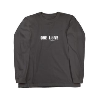 ONE LOVE logo Long sleeve T-shirts