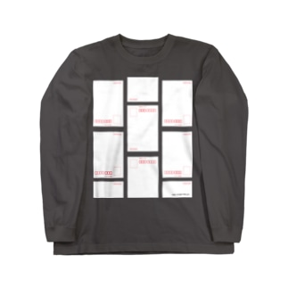hagaki Long sleeve T-shirts