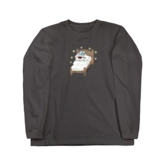ねむいひと Long sleeve T-shirts