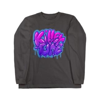 Killer Tune キラーチューン 220 Long sleeve T-shirts