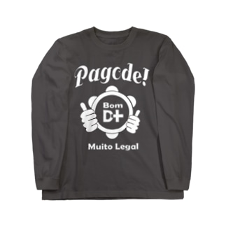 pagoD+_w01 Long sleeve T-shirts